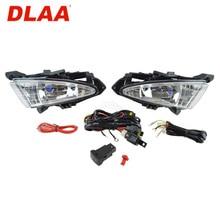 Для Hyundai Elantra HD 2007-2010 Комплект противотуманных фар с проводами и кнопкой DLAA HY-261