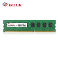 IMICE DDR3 RAMs 4GB 1600MHz PC3 12800S Desktop PC Memory 240 Pin 2GB 1333MHz New DIMM