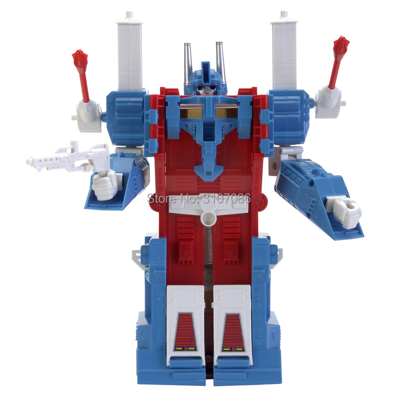 G1 Transformation Ultra Magnus Of City Commander Commemorative Classic Collection KO Version Action Figure Robot Toys