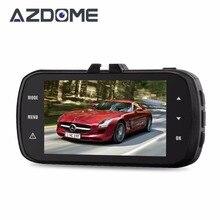 Azdome DAB205 Ambarella A12 Car DVR Camera 2560*1440P Video Recorder 3.0 inch LCD Dash Cam 170 degree lens G-sensor ADAS GPS H36