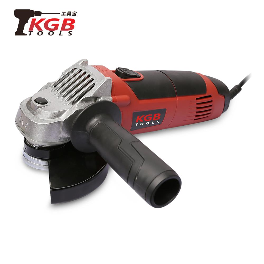 KGB 230V Angle Grinder 115mm Disc Diameter Metal Timber Cutting Polishing Power Tools