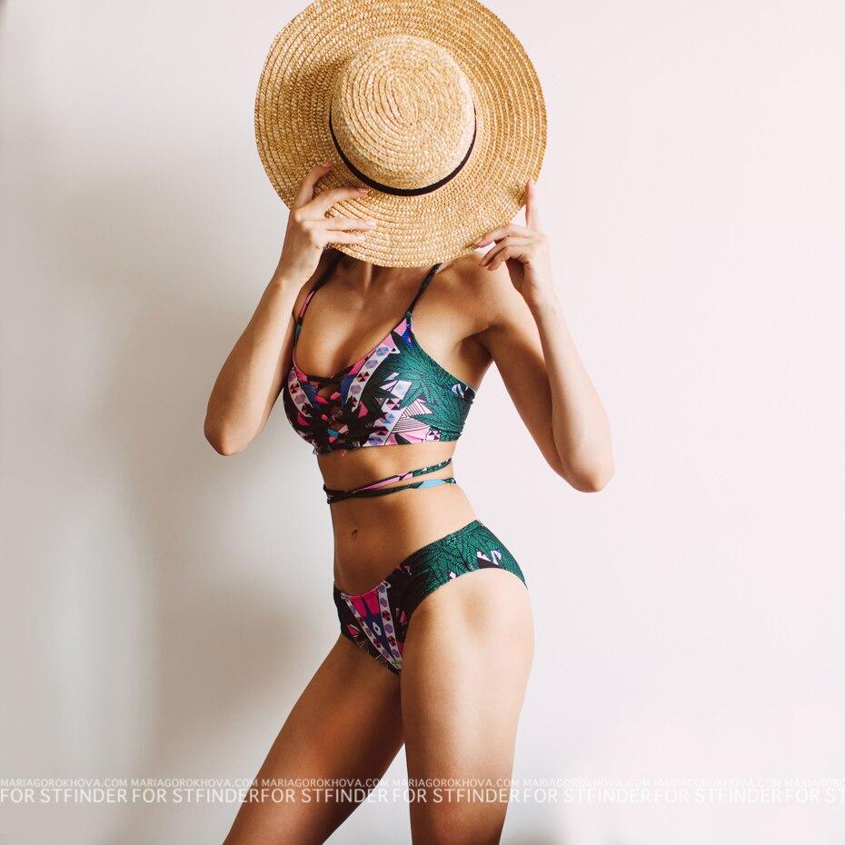 Модный купальник с Алиэкспресс