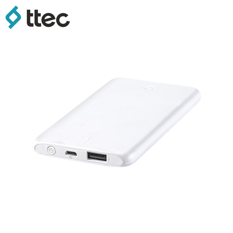 External Battery Pack ttec PowerSlim 5.000 bt 50q external battery for topcon surveying instruments