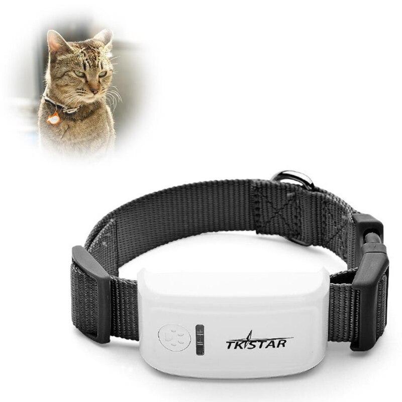 Le plus petit traqueur d'animal familier de GPS avec le collier GSM/GPRS plaçant en temps réel GPS dépistant l'animal familier de chien TK909 LK909 P chien/chat/IOS/android App