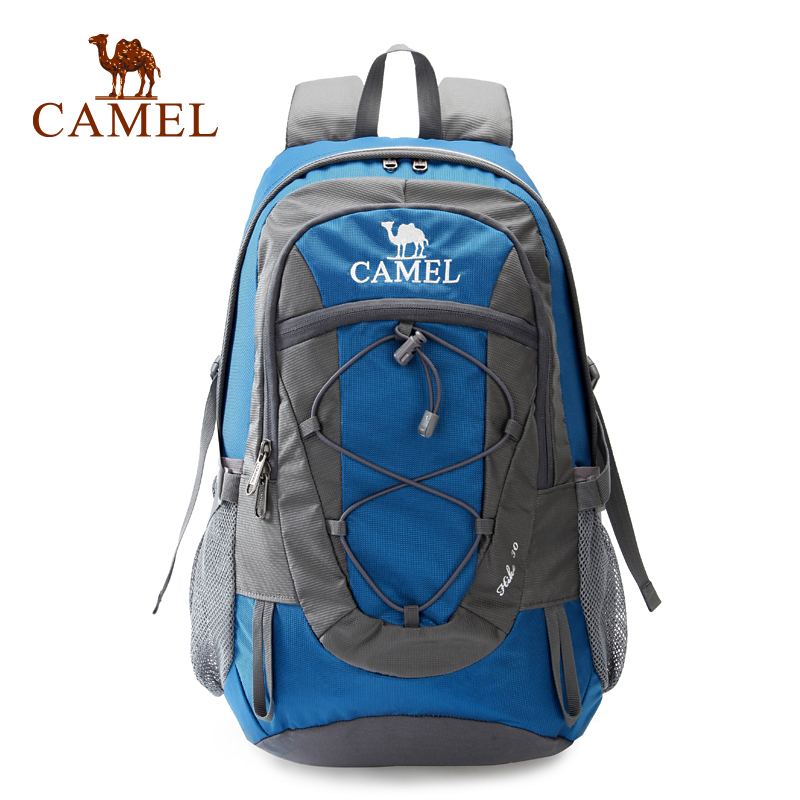 CAMEL 30L/40L Multifunction Waterproof Climbing Hiking Backpack Rain Cover Bag For Men and Women Sport Outdoor Bike Bag-in Climbing Bags from Sports & Entertainment    1