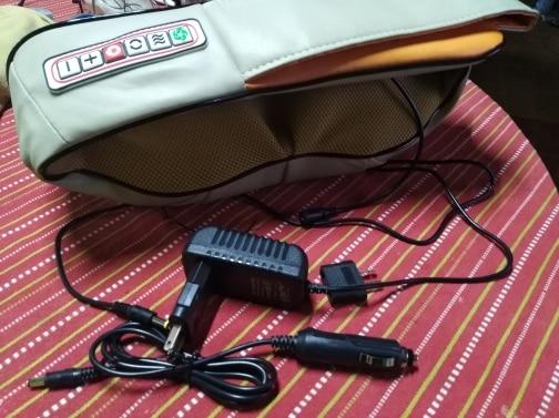 Shiatsu Neck Electric Massager photo review