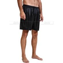 Mens Silk Satin Pajamas Pyjamas Pants Lounge Pants Sleep Bottoms Free p&p S~4XL Plus
