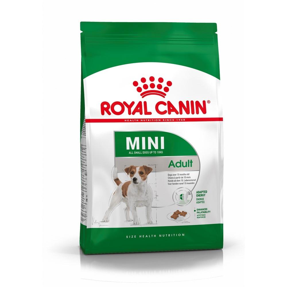 Dog Food Royal Canin Mini Adult, 2 kg цена