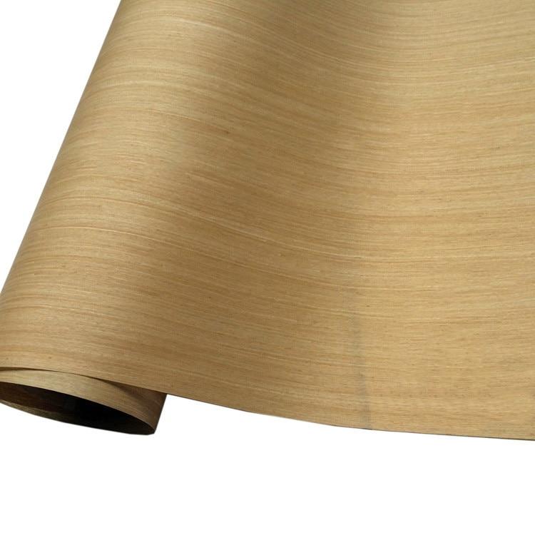 Technical Veneer Sliced Wood Engineering Veneer E.V. Chinese About 62cm X 2.5m  Ash C/C Q/C