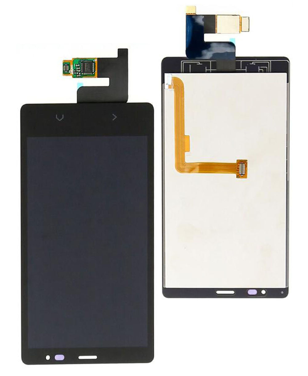 STARDE Replacement LCD For <font><b>Nokia</b></font> Lumia X2 RM-<font><b>1013</b></font> LCD Display Touch Screen Digitizer Assembly Frame 4.3