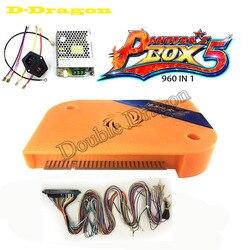 Venda quente caixa de pandora 5 960 em 1 jamma arcada multi placa jogo pcb cartão multigame vga & saída hdmi