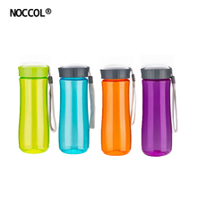 NOCCOL 550ML BRA Free Colored Water Bottles Sports Outdoors High Quality Tritan Cycling Camping Hiking Drinkware Bottle Hot
