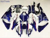 Motorcycle Fairings Kits For BMW S1000RR S1000 2015 2016 15 16 ABS Plastic Injection Fairing Bodywork Kit White Black A451