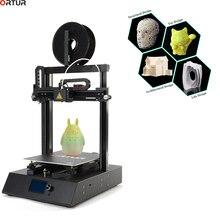 цены на New Promotion Hot Sale 3D Printer Ortur Desktop FDM 3D Printer with Magnetic Pad +Removable Carbon Steel Platform High Precision  в интернет-магазинах