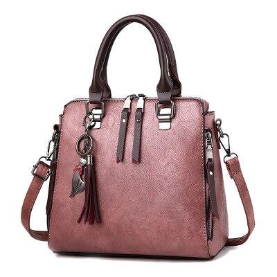 Larger Size Winter Women Bag Bolish Casual Women Soft Pu Leather Handbag single shoulder Messenger Bag bolsa feminina