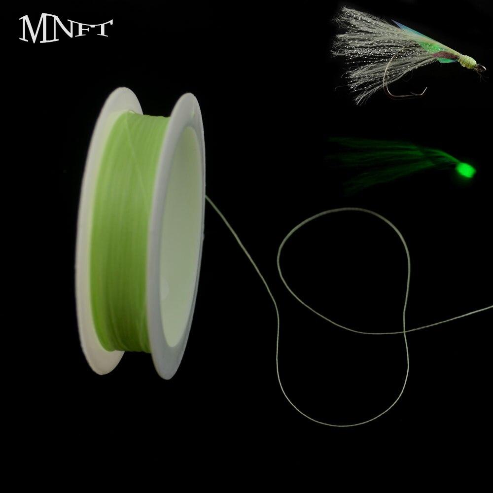 MNFT 1PCS 100yards Luminous Fly Fishing Line Lashing Krystal Flash For Fly Tying Jig Or Lure Making