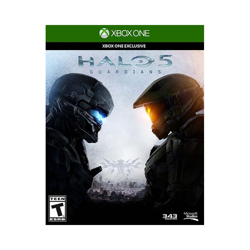 Game Deal Xbox One Halo 5 Russian Blu-ray Std halo wars 2 xbox one