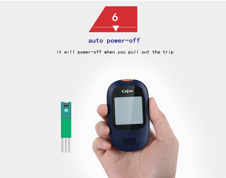 جهاز لمراقبة وقياس السكري في الدم 10