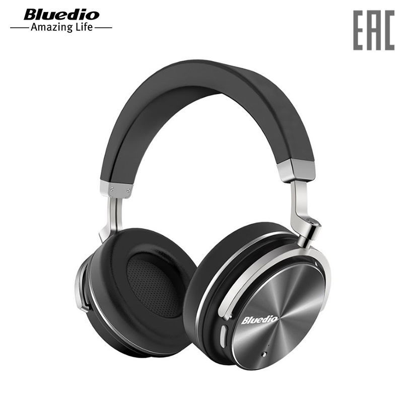 Headphones Bluedio T4 wireless uhf rf silent disco headphones wireless dj headset package 5 headphones 1 transmitters