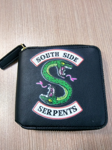 Riverdale Wallets 3D Print Tassel wallet Women Mini Purse American Popular TV Accessories Short Zipper card Bags Lady Wallets photo review