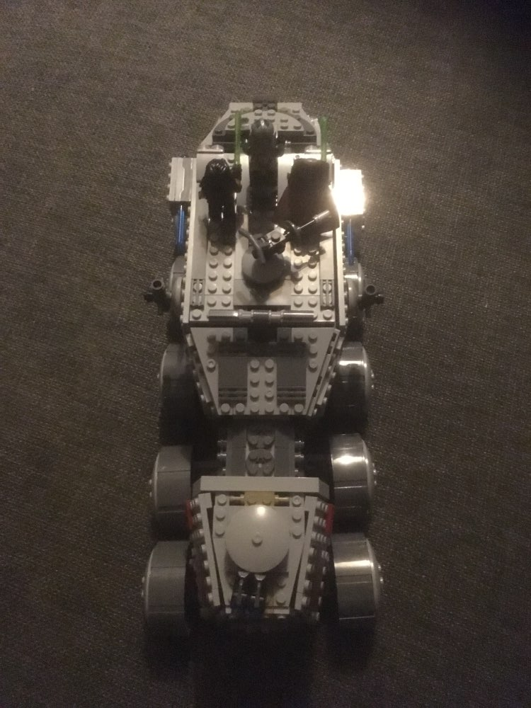 LEPIN 05031 Star Wars Turbo Tank Block Set (933Pcs) photo review