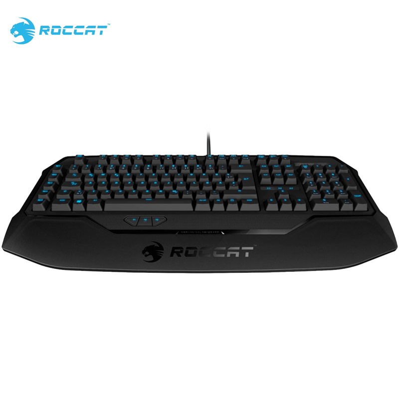 все цены на Gaming keyboard ROCCAT Ryos MK Glow Cherry MX Blue ROC-12-761-BE Officeacc онлайн
