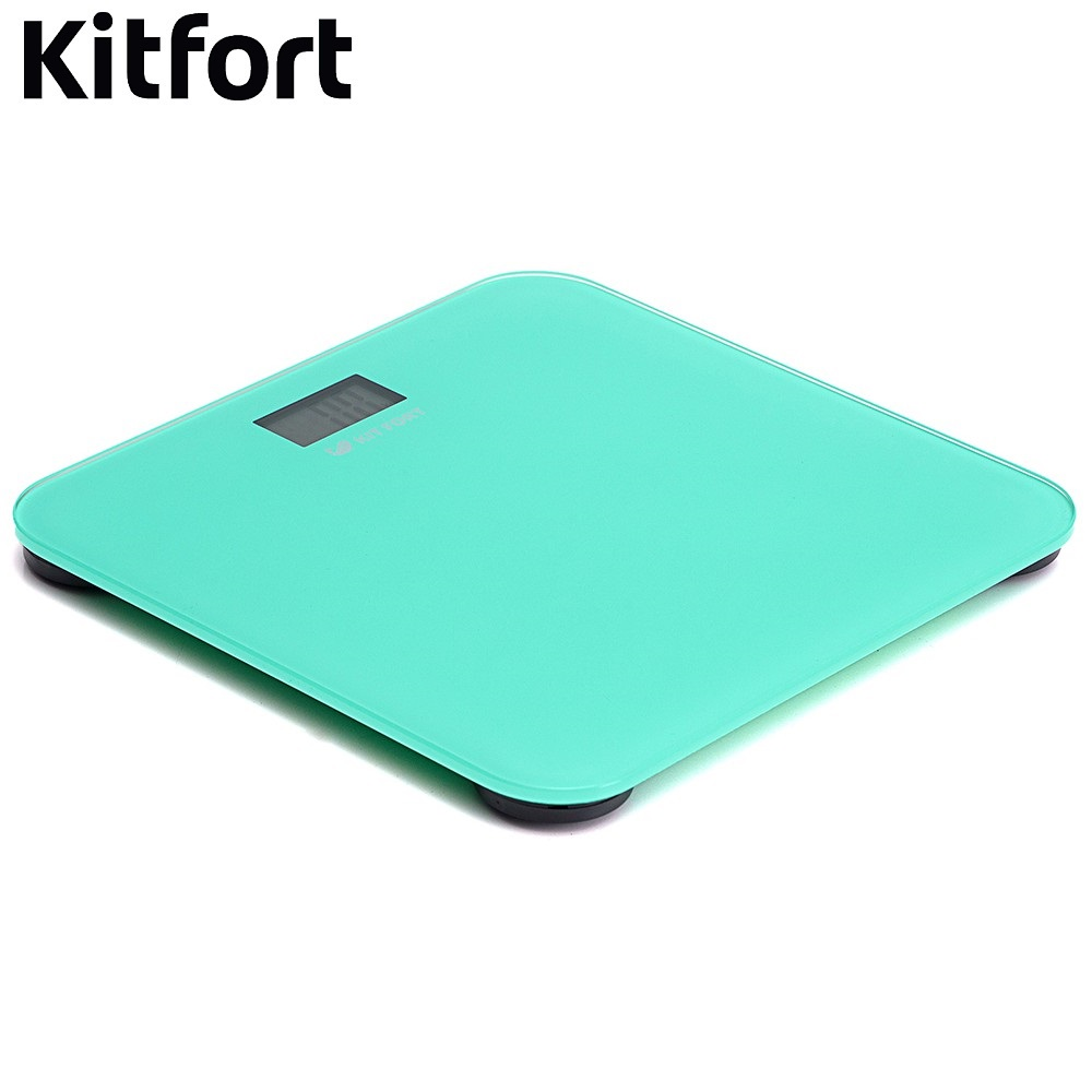 Scale floor KITFOR Scale smart Electronic body Scales for weighing human scales body weight