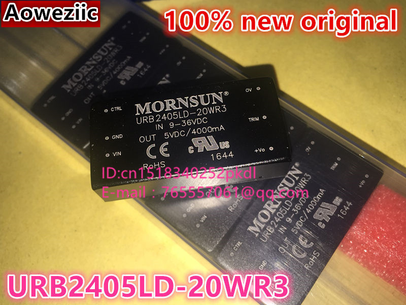 100% new original URB2405LD-20WR3 DIP6 URB2405LD-20W DC-DC power module 1pcs 5pcs 10pcs 50pcs 100% new original sim6320c communication module 1 xrtt ev do 3g module