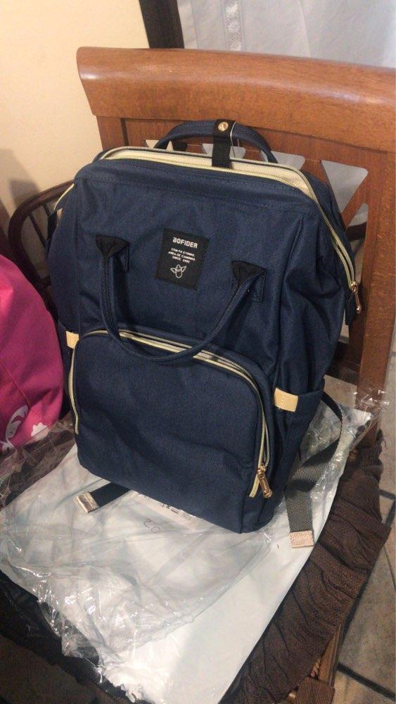 Fashion Mummy Maternity Nappy Bag Brand Large Capacity Baby Bag Travel Backpack Desinger Nursing Bag for Baby Care