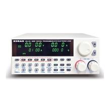 KORAD профессиональное Программирование цифровое управление DC Электронные нагрузки тестер заряда батареи 300 Вт 150 Вт 120 В 30A