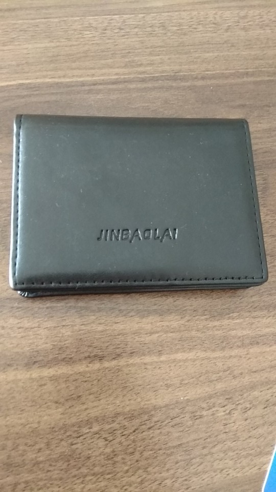 New Arrive RFID Wallet Men Small Bifold Faux Leather Pocket Money ID Credit Card Holder photo review