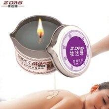 2pcs Erotic massage oil aromatherapy Essential oils solid balm Fun flirt aphrodisiac human interest articles SPA massage candles