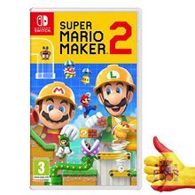 SUPER MARIO MAKER 2 SWITCH physical game for NINTENDO SWITCH free shipping from Spain