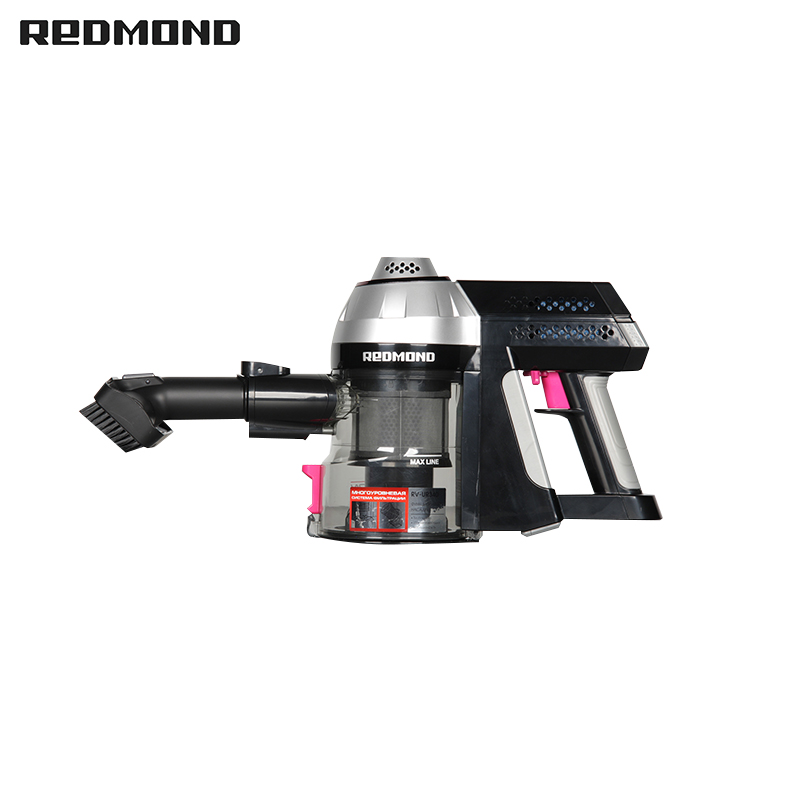 Vacuum Cleaner Redmond RV-UR340 for home vertical handheld dry cleaning wireless cyclone