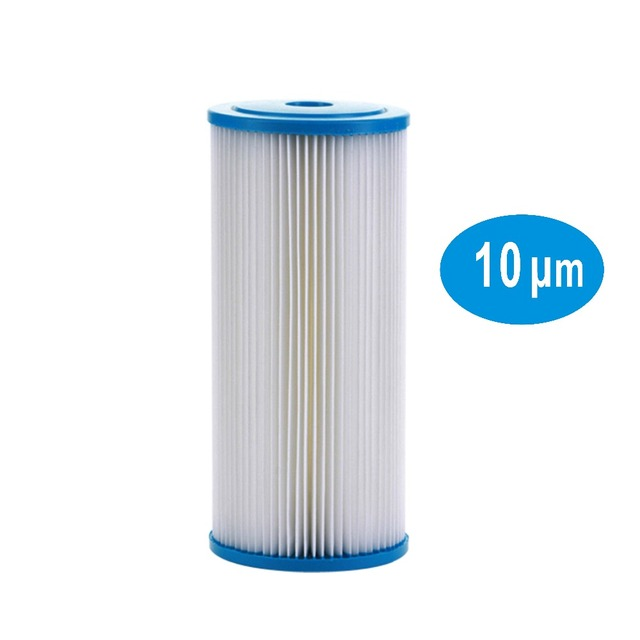 10″ Jumbo Sediment Pleated Water Filter Cartridge €24.99 Discount Bargains (Longer Delivery Times)