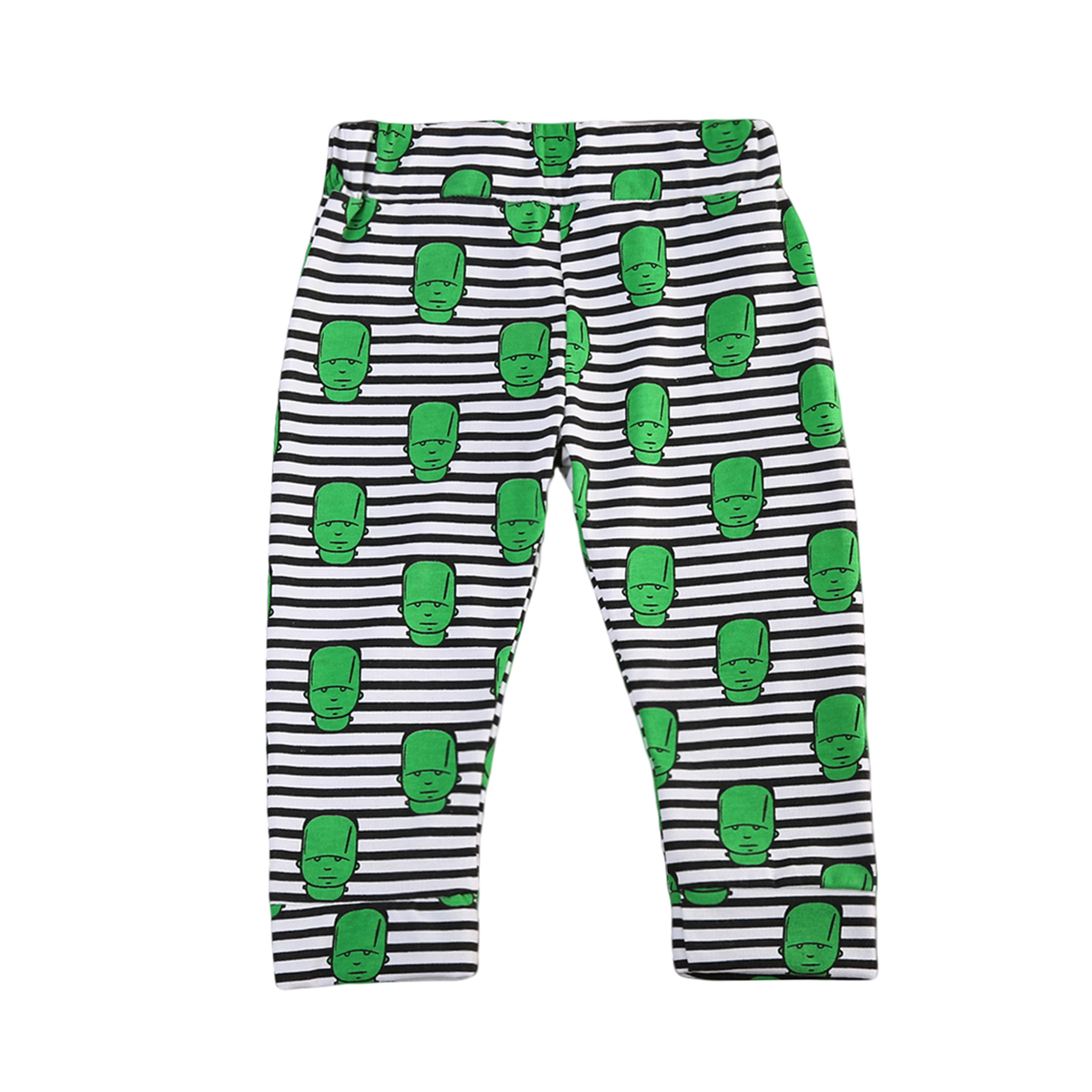 Pants Trousers Harem Bottoms Toddlers Newborn Baby Baby-Boys-Girls Kids Long 0-24M Print