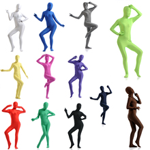 Free Shipping Lycra Spandex Zentai Suits catsuit