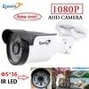 Zjuxin NEW 1080P AHD CAMERA USE 5 36 IR LED 2MP CCTV Camera 1080P 3 6mm
