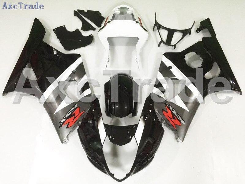 Мотоцикл Обтекатели для Suzuki GSXR системы GSX-Р 1000 К3 GSXR1000 2003 2004 03 04 ABS пластичная впрыска Обтекателя кузова комплект черный А83