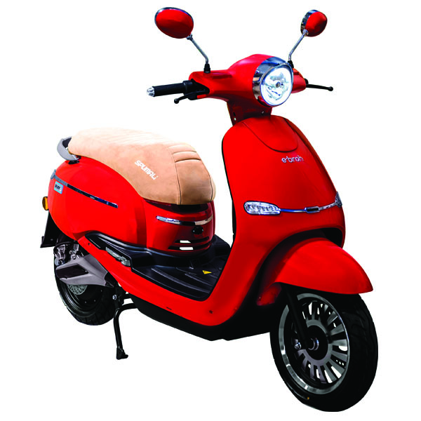 Ebroh Spuma Li, Moto Electrica, <font><b>Scooter</b></font> Electrico, 3000 W, LED, Movilidad Urbana, Varios Colores image