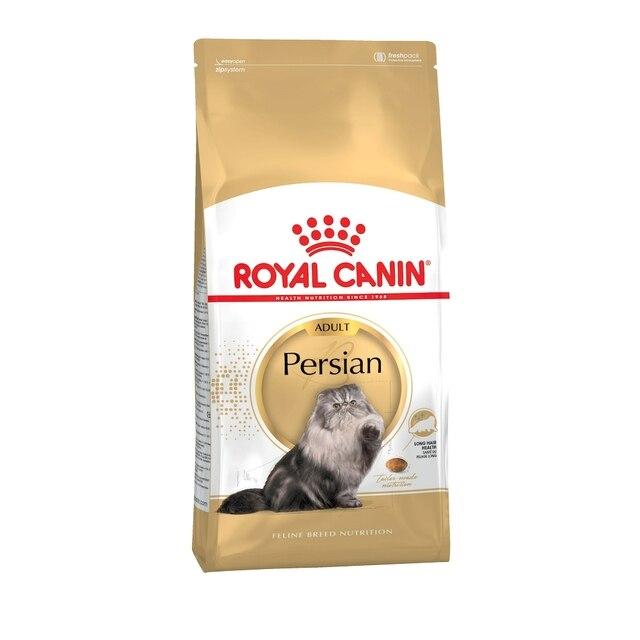 Royal Canin Persian Adult корм для взрослых кошек персидской породы, 4 кг