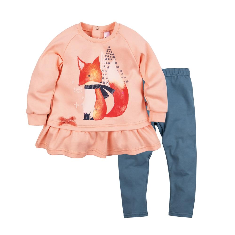 Baby's Sets BOSSA NOVA for girls 083b-361 Children clothes kids clothes антицарапки bossa nova рукавички я родился 609б 361