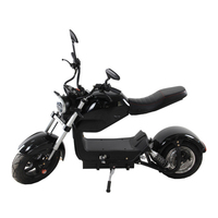 City Coco 2 Adult 60V 1500W Strong powerful city to work shopping electric bicycle Harley electric car Scooter Samokat