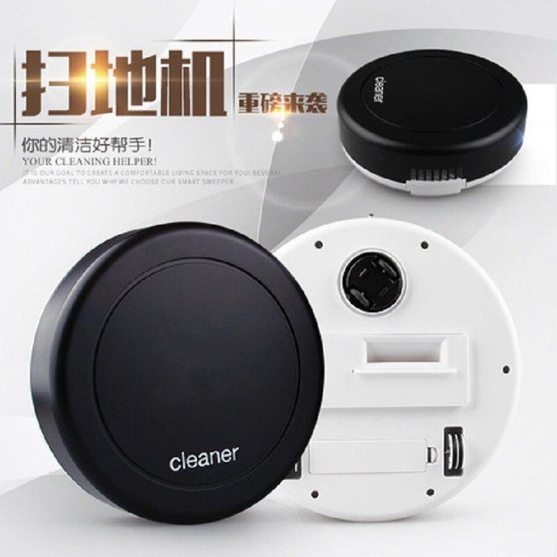 Mini Intelligent Smart  Vacuum Cleaner  1
