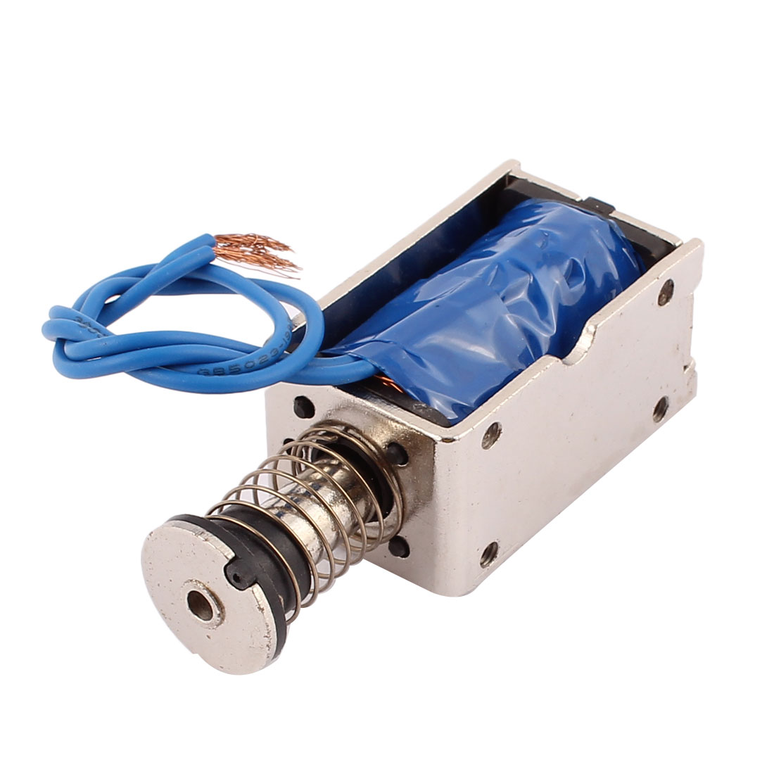 UXCELL Material Jf-Z05 12V 0.4A 45N Pull Push Type Open Frame Solenoid Electromagnet electronic | metal, | parts jf z05 dc 24v 400ma push pull type open frame solenoid electromagnet 10mm 45n 9 9lb