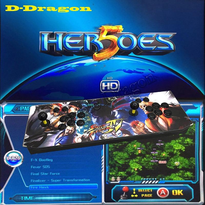Household Pandora s Box 6S game arcade fighting machine 2020 in 1
