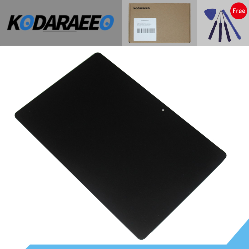 kodaraeeo Touch Glass Digitizer + LCD Display Panel Screen Assembly For Asus Vivo Tab RT TF600 TF600T TF600TG TF600TL 5234 FPC-2 original touch screen glass lcd display panel sreen with frame for asus vivotab rt tf600 tf600tl 5234n fpc 2 free shipping