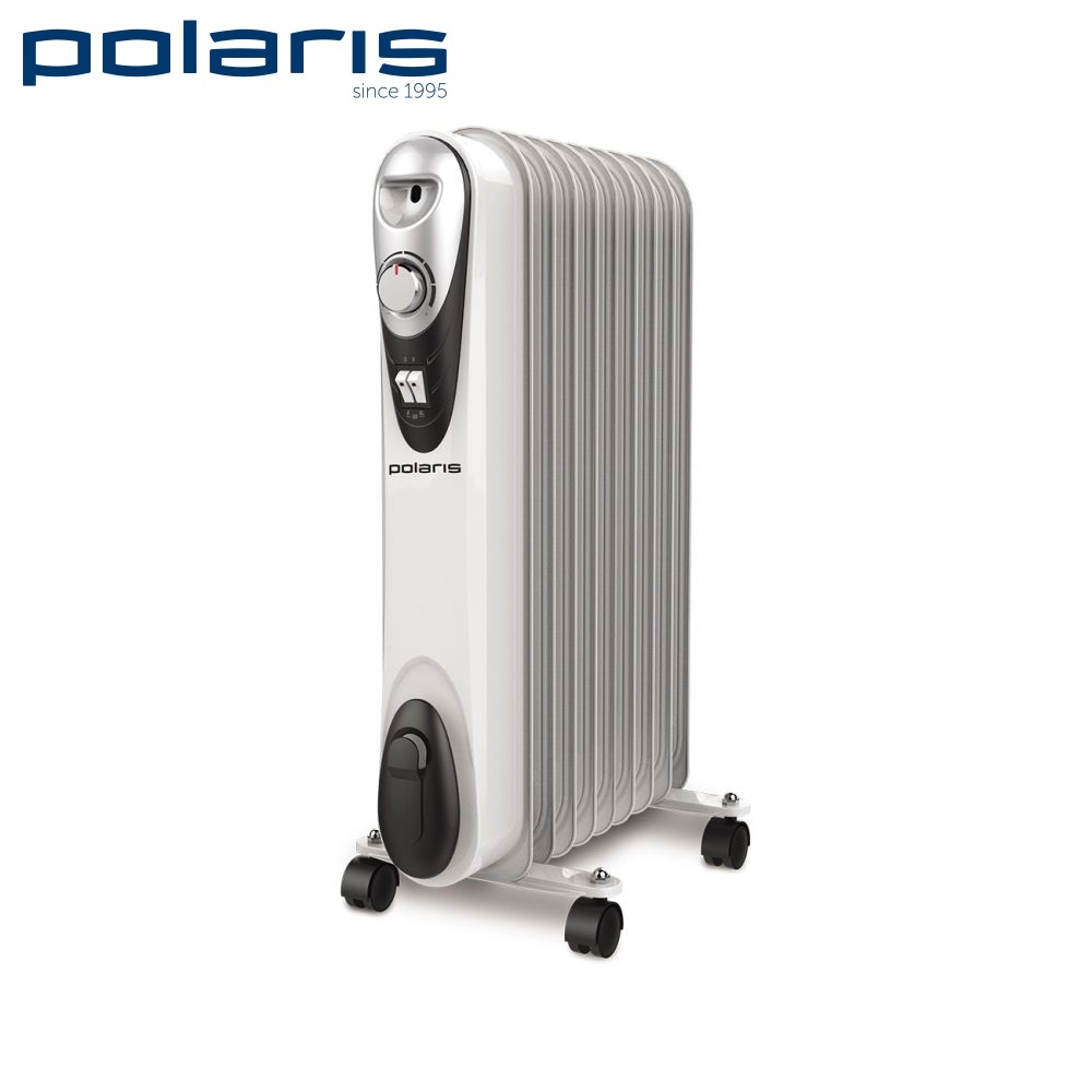 Oil heater Polaris CR C 0920 Heater for home Heating home Heaters warmers mini Household appliances for home радиатор масляный polaris cr c 0920