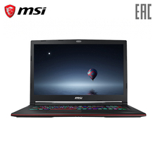 Игровой ноутбук MSI GL73 8SDK-218XRU 17.3