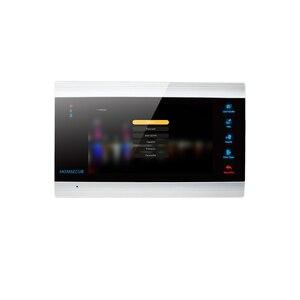"""Image 3 - HOMSECUR 7 """"AHD Snapshot & Aufnahme Monitor BM705HD B für HDK AHD Serie Video & Audio Hause Intercom"""